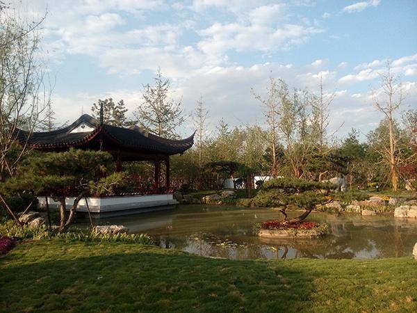 第三届中国绿化博览会南京园项目