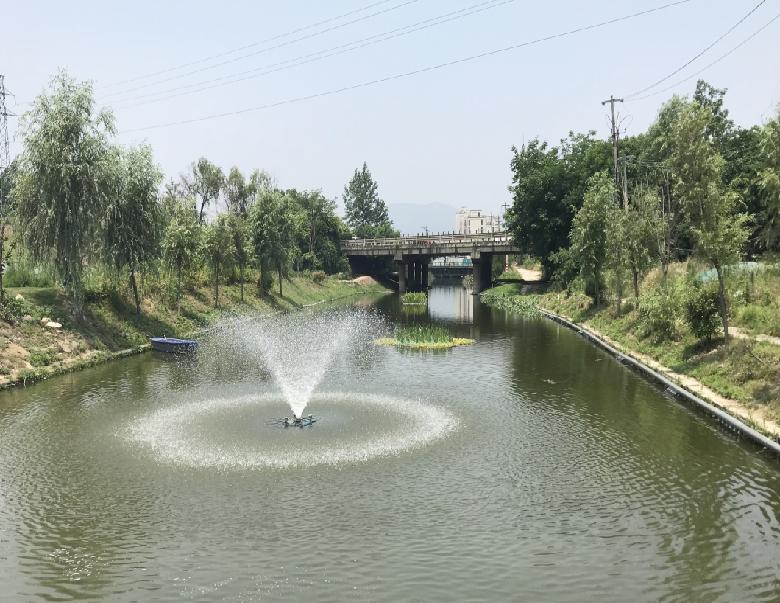 南京浦口区团结河等三条河水环境生态修复项目